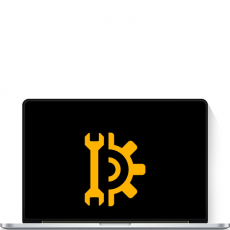 Замена матрицы (копия) MacBook Pro, фото 1