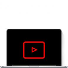Ремонт видеоадаптера MacBook Pro, фото 1