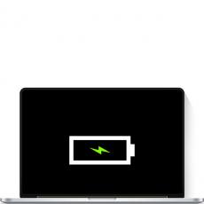Ремонт внутреннего блока питания MacBook Pro, фото 1