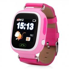 Умные детские часы Wonlex Baby Watch Q90S, розовый, фото 1