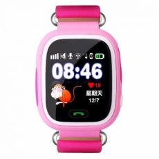 Умные детские часы Wonlex Baby Watch Q90S, розовый, фото 2