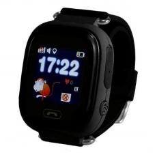 Умные детские часы Wonlex Baby Watch Q90S, черный, фото 1