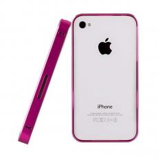 Бампер Momax Pro Frame для iРhone 4/4S, фиолетовый, фото 1