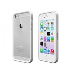 Бампер Colorant Bumper B1S для iPhone 5,5S и SE, серебристый, фото 1
