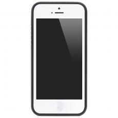 Бампер Colorant Bumper B1 X для iPhone 5,5S и SE, чёрный, фото 1