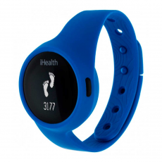 Беспроводной трекер активности и сна iHealth Wireless Activity and Sleep Tracker, синий, фото 1