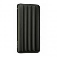 Внешний аккумулятор EVO 009, USB-A, Micro-USB, 10000 mAh, чёрный, фото 1