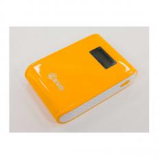 Внешний аккумулятор EVO D001, 2 USB-A, Micro-USB, 10400 mAh, оранжевый, фото 1