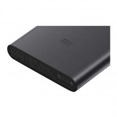 Внешний аккумулятор Xiaomi Mi Power Bank 2, 10000 мАч, 2USB (2018), черный, фото 2
