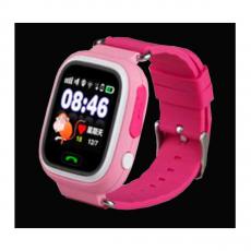 Детские часы-телефон водонепроницаемые Wonlex Baby Watch GW200s, розовые, фото 1