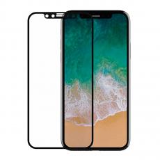 Защитное стекло Devia Van Entyre View Full Screen для iPhone X, черный, фото 1