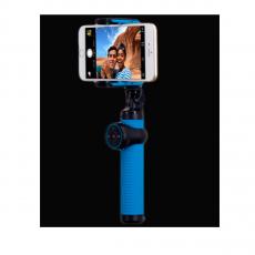 Монопод для селфи Momax Selfie Hero Bluetooth Selfie Pod 150 см, синий, фото 1