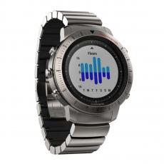 Мультиспортивные часы Garmin Fenix Chronos с титановым браслетом, серебряные, фото 1