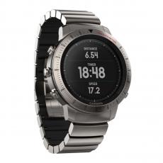 Мультиспортивные часы Garmin Fenix Chronos с титановым браслетом, серебряные, фото 2