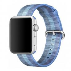 Ремешок Apple нейлоновый для Apple Watch 42мм, оригинал, голубое озеро, фото 1