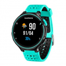 Спортивные часы Garmin Forerunner 235, голубые/черные, фото 3