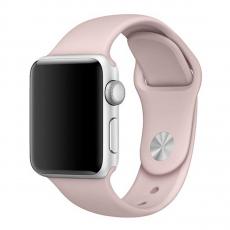 Спортивный ремешок Apple для Appla Watch 38 мм, розовый, фото 1