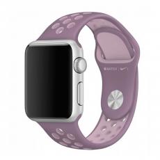 Спортивный ремешок Nike для Apple Watch, фиолетовый, фото 1