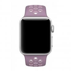 Спортивный ремешок Nike для Apple Watch, фиолетовый, фото 2