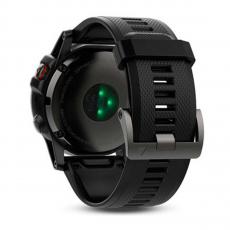 Умные-часы Garmin Fenix 5x sapphire c GPS, серые, фото 3