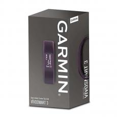 Фитнес-браслет Garmin Vivosmart 3, черный, фото 4