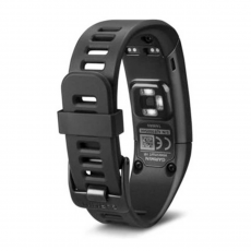 Фитнес-браслет Garmin Vivosmart Regular, черный, фото 2