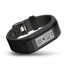 Фитнес-браслет Garmin vivosmart HR+, черно-серый, фото 2