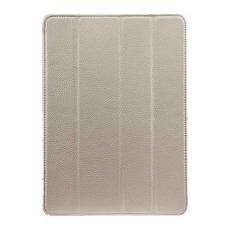 Чехол кожаный Melkco Slimme Ver.1 для iPad Air, белый, фото 1