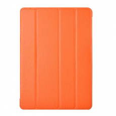 Чехол кожаный Melkco Slimme Ver.1 для iPad Air, оранжевый, фото 1