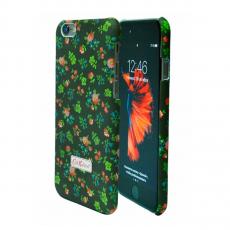 Чехол-накладка Cath Kidston для iPhone 6/6S, поликарбонат, зелёный / тёмно-зелёный, фото 1