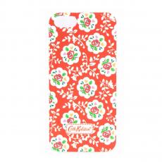 Чехол-накладка Cath Kidston для iPhone 6/6S, поликарбонат, красный / белый, фото 1