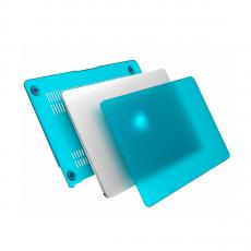 """Чехол пластиковый матовый для MacВook Retina 12"""", бирюзовый, фото 1"""
