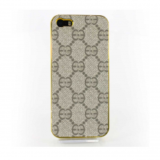 Чехол Cucci hard case для iPhone 5/5S/SE, золотой, фото 1