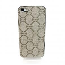 Чехол Cucci hard case для iPhone 5/5S/SE, серебряный, фото 1