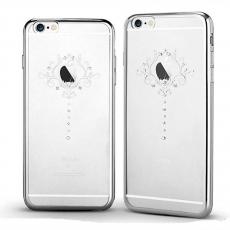 Чехол Devia Crystal Iris для iPhone 6/6S, серебряный, фото 1