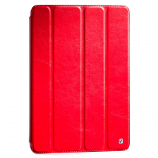Чехол HOCO Crystal Protective для iPad Air, красный, фото 1