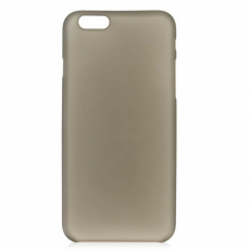 Чехол HOCO Thin series Frosted case для iPhone 6/6S Plus, черный, фото 1