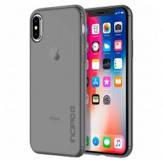 Чехол-накладка Incipio NGP Pure для iPhone X/Xs, прозрачный / чёрный, фото 1