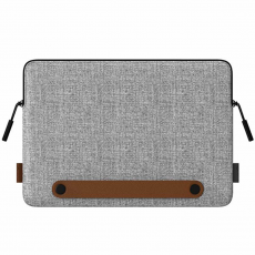 "Чехол LAB.C Slim Fit для MacBook 15"", светло-серый, фото 2"