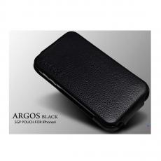 Чехол SGP Argos для iPhone 4/4S, черный, фото 1