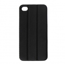 Чехол TT Design TidyTilt smart-cover для iPhone 4/4S, черный, фото 1