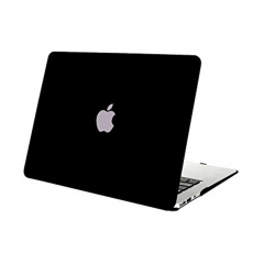 Чехол hard smooth protect case для MacBook Air 11, черный, фото 1