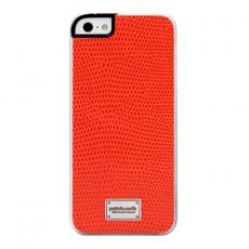 Чехол-накладка Patchworks Classique для iPhone 5, 5S и SE, оранжевый, фото 1