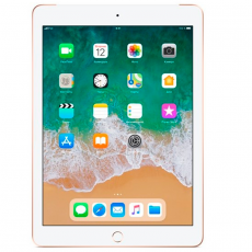 "Apple iPad 9.7"" 2018, 128Gb, Wi-Fi + Cellular, золотой, фото 4"