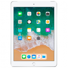 "Apple iPad 9.7"" 2018, 32Gb, Wi-Fi+Cellular, серебристый, фото 4"