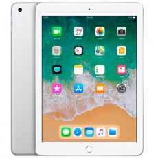 "Apple iPad 9.7"" 2018, 32Gb, Wi-Fi, серебристый, фото 1"