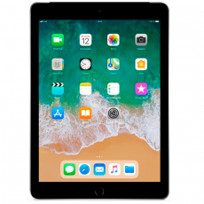 "Apple iPad 9.7"" 2018, 32Gb, Wi-Fi + Cellular, серый космос, фото 3"