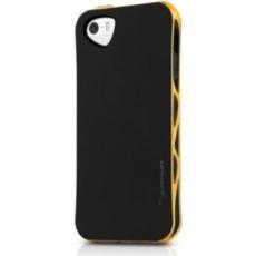 Чехол itSkins Venum 2.0 для iPhone 5,5S и SE, чёрный и жёлтый, фото 1