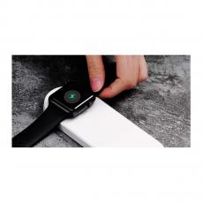 Беспроводное зарядное устройство COTEetCI 2 в 1 Fast Charging Wireless, белое, фото 3
