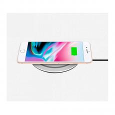 Беспроводное зарядное устройство Momax Q.Pad Wireless Charger, белое, фото 2